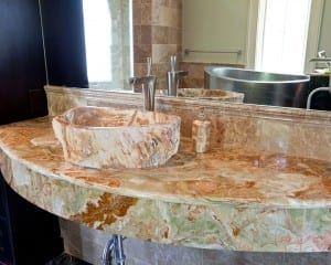 Custom Stone and Tile Installations