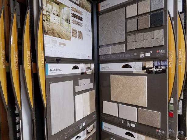 Carr stone tile products
