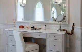 Carr Stone & Tile Vanity with Marble