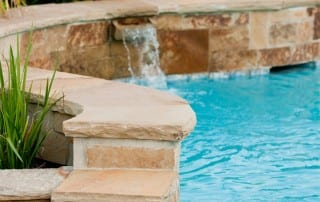 Carr Stone & Tile - Flagstone Pool Design
