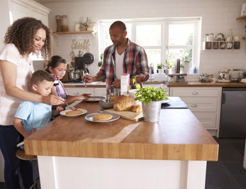 Why is the Kitchen The Most Popular Room in the House?