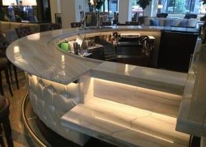 NOPSI Hotel stone bar