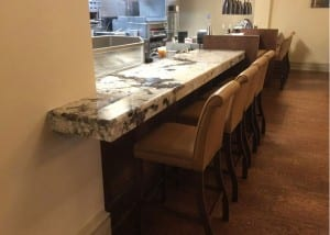 Granite Dining Counter