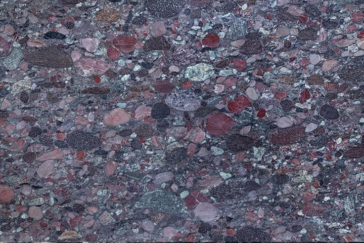 Granite is heat resistant