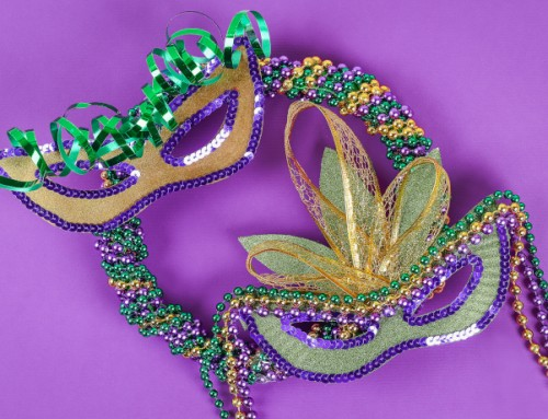 Mardi Gras Decor Ideas