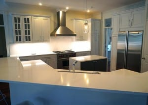 Kitchen Stone Counter Tops