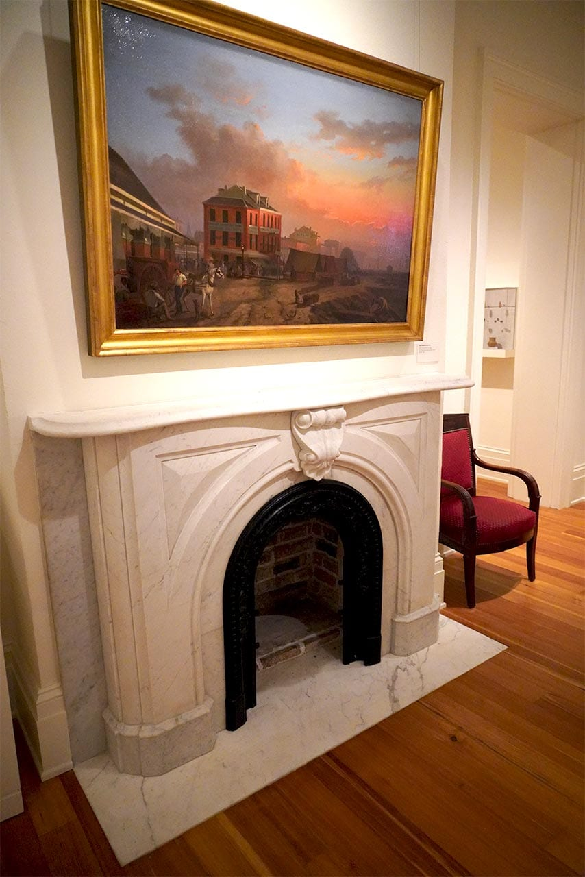 fireplaces restoration