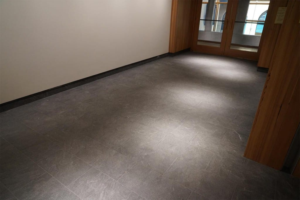 Commercial stone Floor