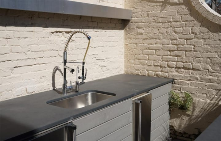 Get Your Outdoor Kitchen Ready For Summer- Carr Stone & Tile