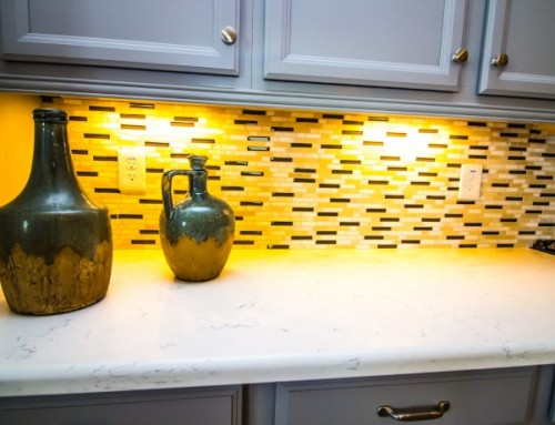 Why Have A Kitchen Backsplash?